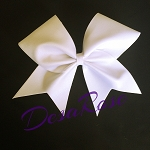 Basic White Bow
