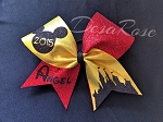 Disney themed Cheer Bow