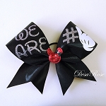 We are #1 Bow Disney Themed