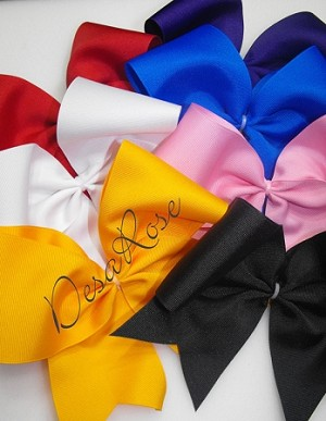 Basic Ribbon Bow - Choose Your Colors!