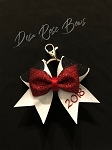 Minnie Bow Keychain